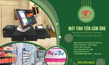 Trọn bộ máy tính tiền cảm ứng cho tạp hóa tại Đồng Nai