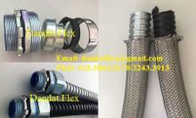 Ống luồn dây điện lõi thép, ống ruột gà lõi thép, ống mềm inox