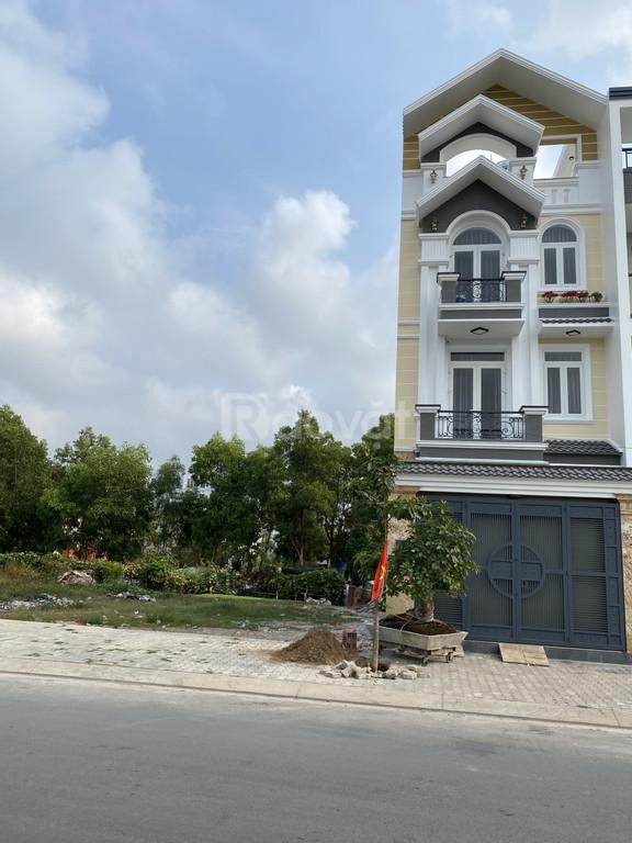 Bán lô đất biệt thự 200m2 đường N1 (Trần Văn Giàu) (ảnh 3)