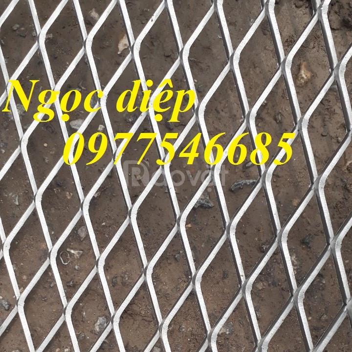 Lưới thép kéo giãn,lưới hình thoi,lưới quả trám giá tốt.