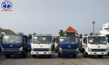 Xe tải 7t3 ga cơ| xe tải FAW 7 tấn 3 máy Hyundai - trả góp giá rẻ
