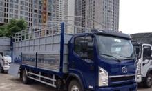 Xe tải faw 7t3 thùng mui bạt 6m2 giá tốt khai xuân đầu năm