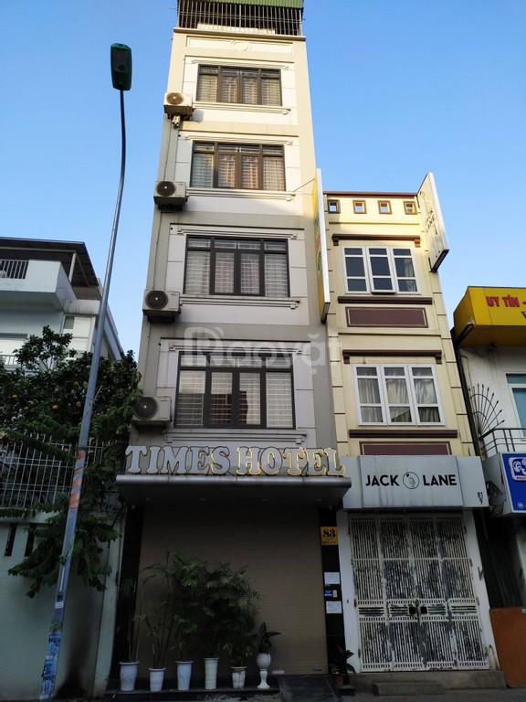 Bán nhà mặt phố Nguyễn Lương Bằng 80m 6 tầng MT 5m mặt phố kinh doanh