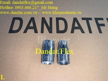 Phụ kiện cho ống mềm inox, Đầu nối cho khớp nối mềm, Khớp chống rung