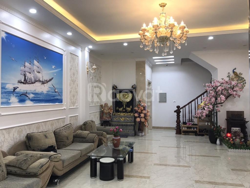 GĐ bán nhà phố Trần Khát Chân, Hai Bà Trưng, 60m2, 6 tầng