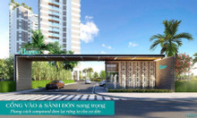 Mở bán căn hộ D'Lusso ven sông gần trung tâm Q2 GĐ1 cơ hội đầu tư