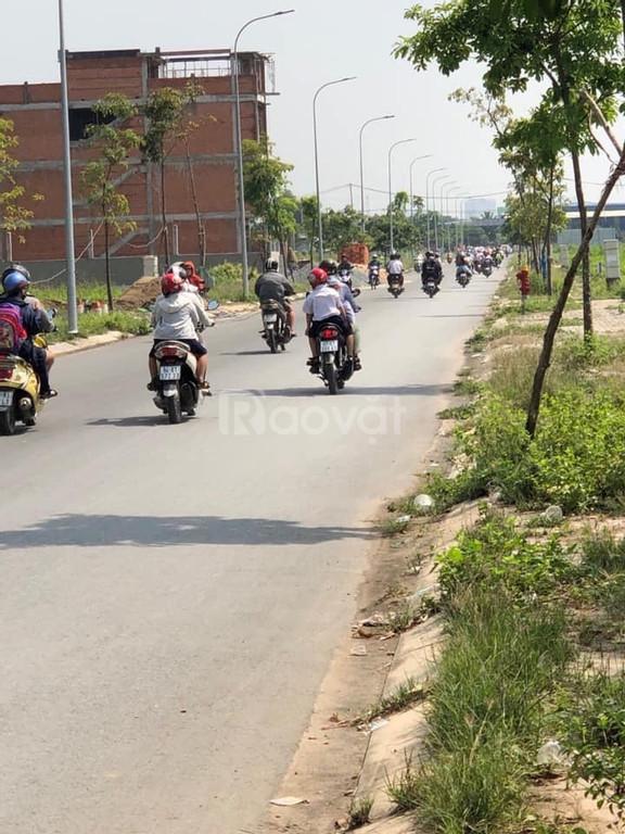 Đất nền khu dân cư Tân Tạo đường số 7 khu Tên Lửa Bình Tân nối dài