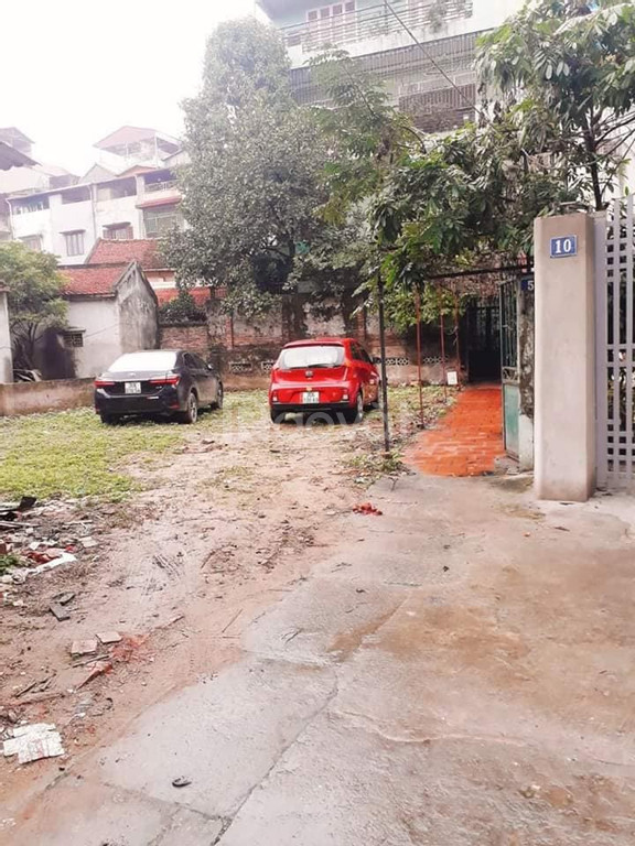 Bán đất Duy Tân,Dịch Vọng,Cầu Giấy 32m2 cách phố 50m ngõ rộng