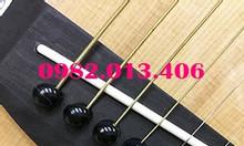 Chốt pin giữ chặn dây đàn guitar giá rẻ sập sàn tại Bắc Ninh