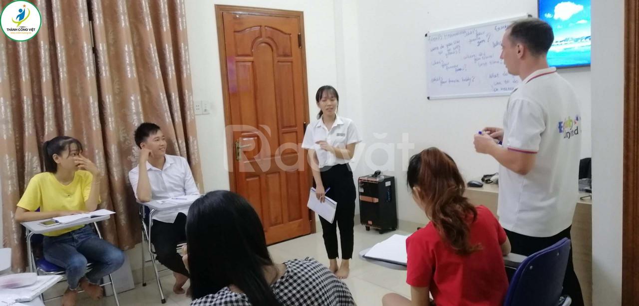 Học tiếng anh gioa tiếp căn bản ở Đà Nẵng
