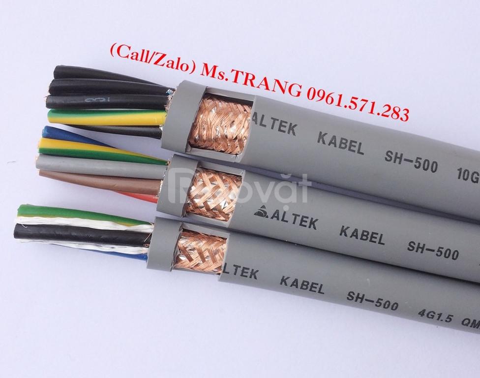 Cáp điều khiển lọc nhiễu RVVP Altek Kabel, giá ưu đãi