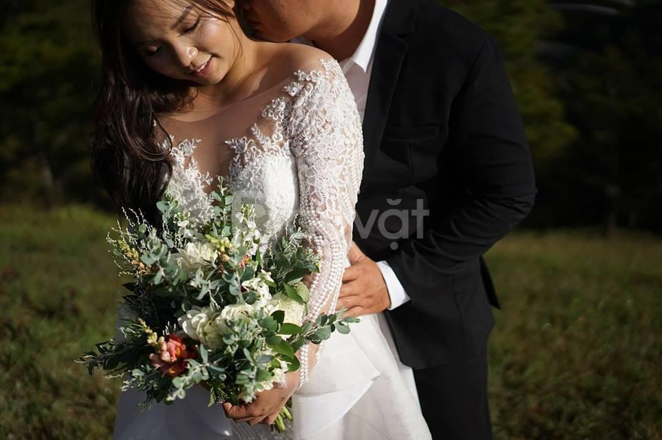 Cửa hàng cho thuê đồ cưới uy tín tại tphcm