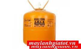 Đại lý phân phối gas Lạnh R404A Kalton 10,9 KG - Điện máy Thành Đạt
