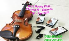 Micro kết nối âm thanh cho đàn violin hút âm tốt tiện lợi