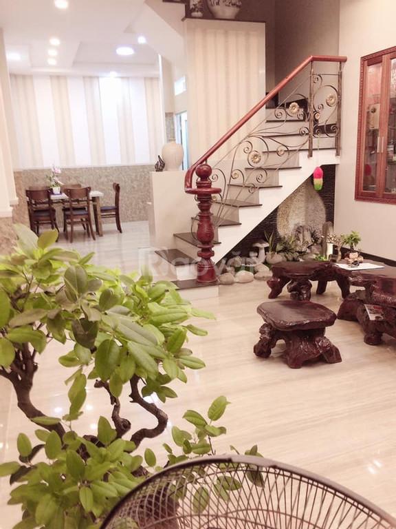 Bán Nhà 4 tầng hẻm xe hơi Nguyễn Phúc Chu Tân Bình 5,2 tỷ