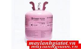 Phân phối giá đại lý gas lạnh R410A Chemours Freon TQ 11,35 KG