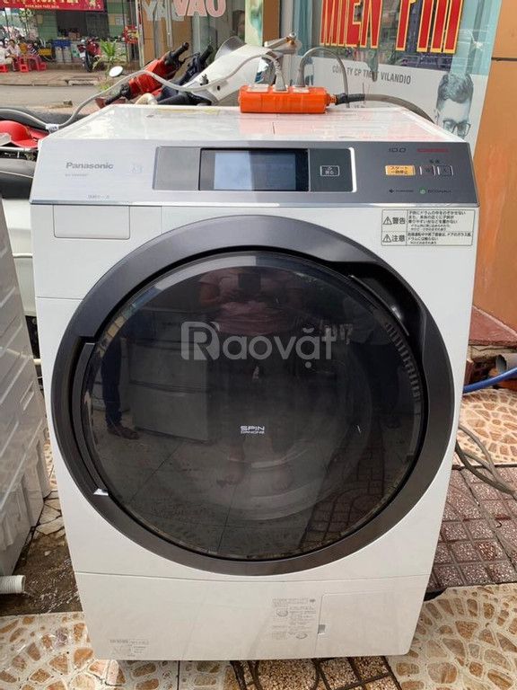 Máy giặt Panasonic NA-VX9300 giặt 10kg Date 2013.