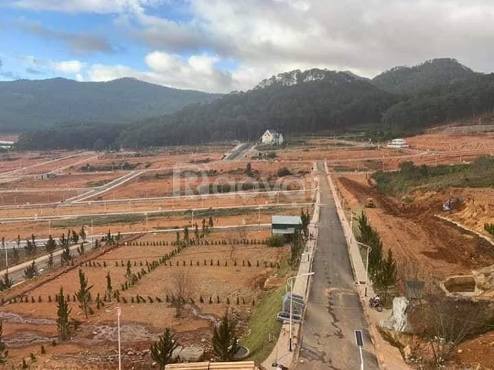 Bán đất nền LangBiang Town Đà Lạt làm nghỉ dưỡng