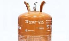 Đại lý phân phối gas lạnh Chemours Freon R407C USA 11,35 KG