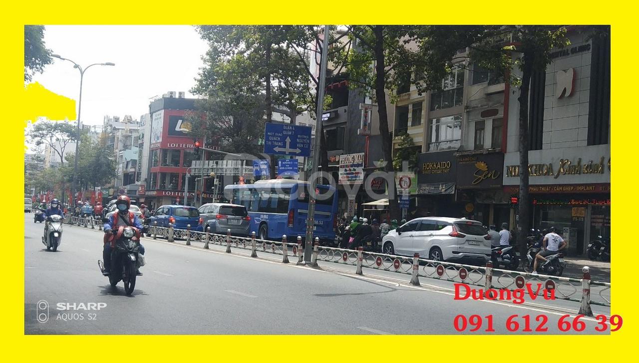 Bán nhà phố quận 1, ngay trung tâm phố đi bộ, Nguyễn Thái Học