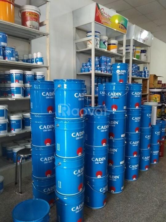 Nhà phân phối sơn chịu nhiệt 600 độ cho máy móc giá rẻ