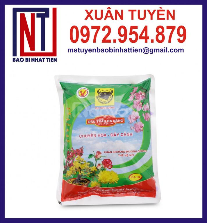 Bao bì nông dược, thuốc bảo vệ thực vật