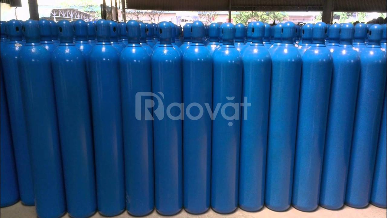 Bán bình khí oxy công nghiệp tại TP HCM (ảnh 1)