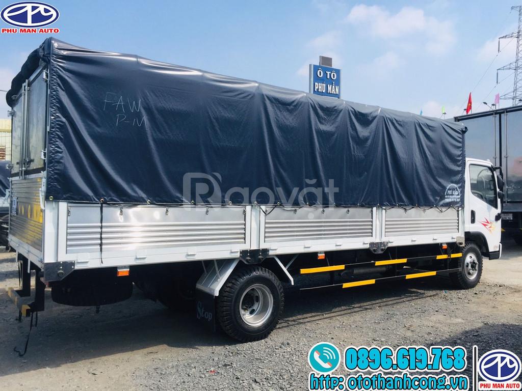 Xe tải 8 tấn thùng 6.3m