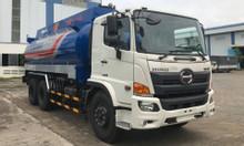 Xe bồn chở xăng dầu Hino 20 khối, giá tốt TPHCM