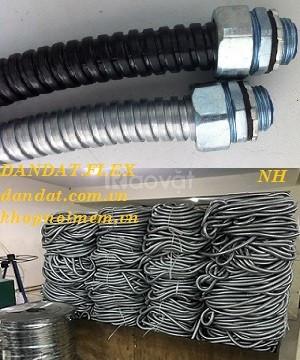 Ống ruột gà bọc nhựa bọc lưới, Ống luồn dây điện, Ống ruột gà inox 304