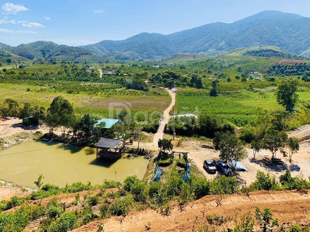 Khi xu hướng du lịch, nghỉ dưỡng mô hình trang trại sinh thái đang lên