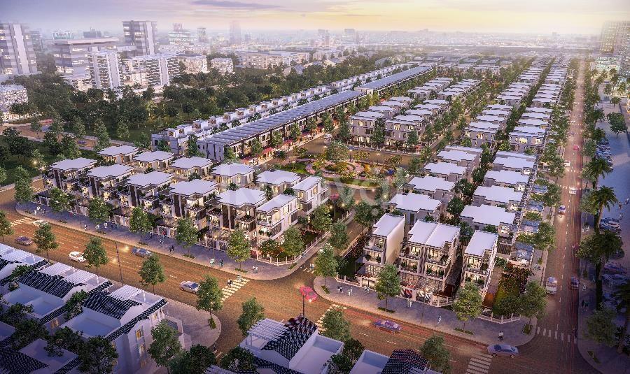Nhà phố liền kề tại trung tâm quận 9, giá cạnh tranh nhất khu vực