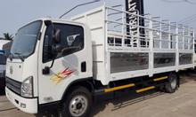 Xe tải faw 8 tấn thùng bạt 6m3 động cơ Hyundai nhập