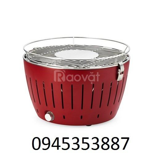 Bếp nướng than hoa không khói Nam Hồng BN 02 hàng chính hãng