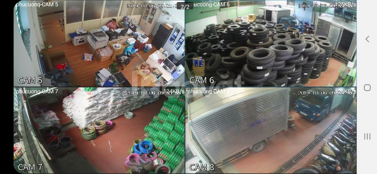 Lắp đặt camera tại Vũ Ngọc Phan, Đống Đa, Hà Nội (ảnh 1)