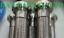 Có đủ size phụ kiện khớp nối ống mềm inox/khớp nối giãn nở inox pasty/
