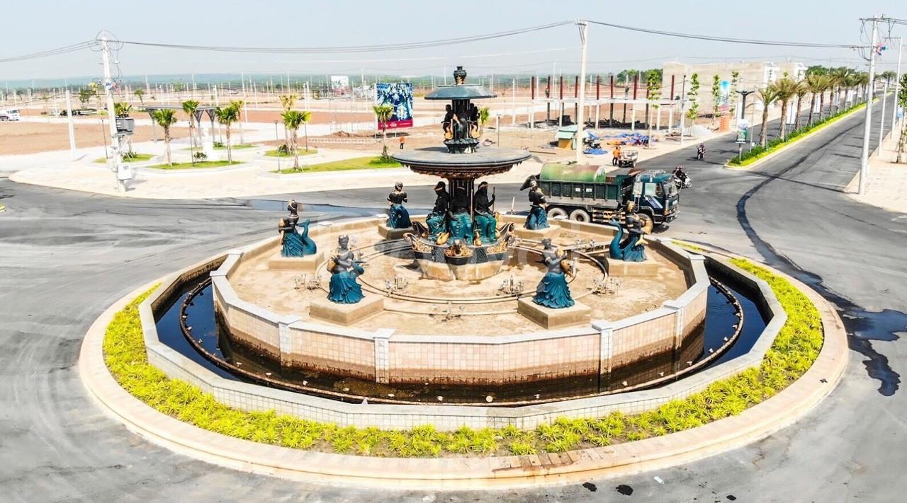 Đất đẹp ngay khu đô thị kiểu mẫu của Bình Phước