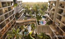 Căn hộ du lịch khách sạn biển 5* vị trí bãi sau tại TP Vũng Tàu