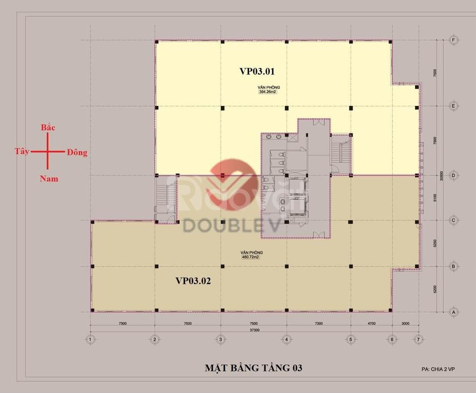 Văn phòng cho thuê giá rẻ quận Bình Thạnh