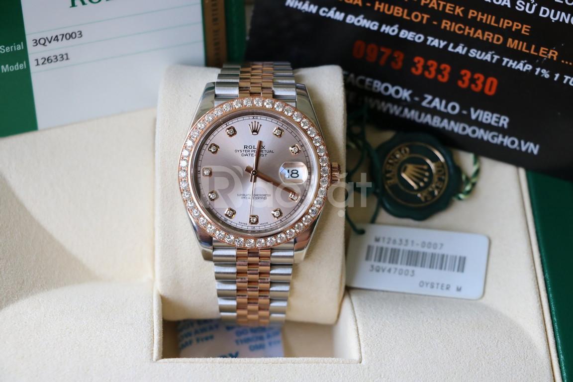 Cửa hàng thu mua đồng hồ rolex | patek philippe | hublot