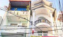 Nhà mặt tiền đường nhựa 7m gần chợ, Tân Thuận Tây, Quận 7, 4x14.5 m