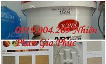 Sơn nước kova bán bóng k5500, k5501 giá  rẻ cho dự án cao lãnh