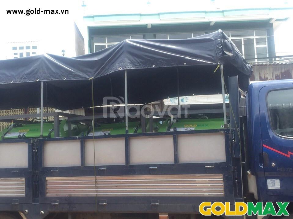 Máy cuốn rơm GoldMax nhập khẩu chất lượng giá tốt