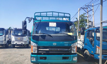 Xe tải chiến thắng 6,5 tấn thùng bạt 6m3 giá rẻ 400tr
