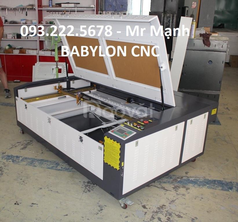 Máy laser 1390 cắt quảng cáo Giá rẻ