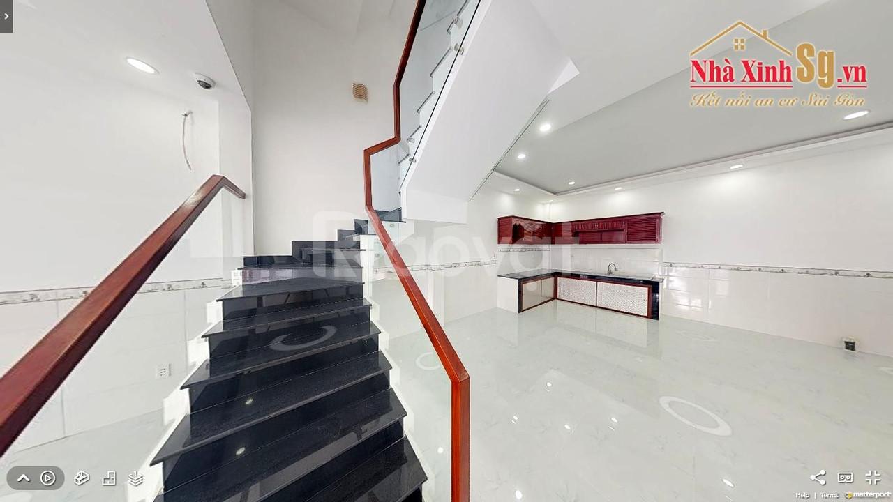 Nhà riêng 110m2 B.Chánh, giá mềm 1 tỉ 6