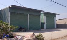 Cho thuê nhà kho/xưởng mới xây E17/6A Đường Đất, Bình Chánh, giá rẻ