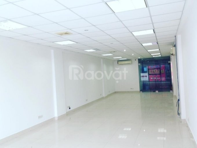 Cho thuê nhà cửa hàng mặt phố Tây Sơn, 100m2 x 3 tầng MT:5m giá thuê: 70tr/tháng