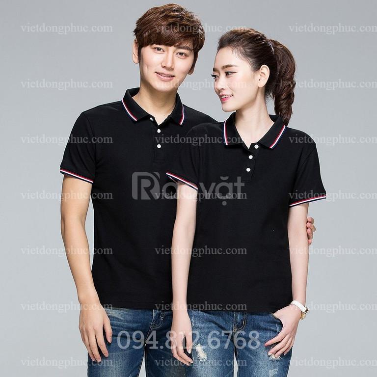 Địa chỉ may, thêu, in áo đồng phục nhóm, áo thun đồng phục tại Hà Nội