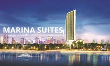 Căn hộ trung tâm nha trang, sở hữu bãi tắm Marina Suites giá 1,4 tỷ